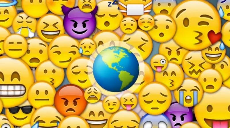 emojis explicam o que são as mudanças climáticas