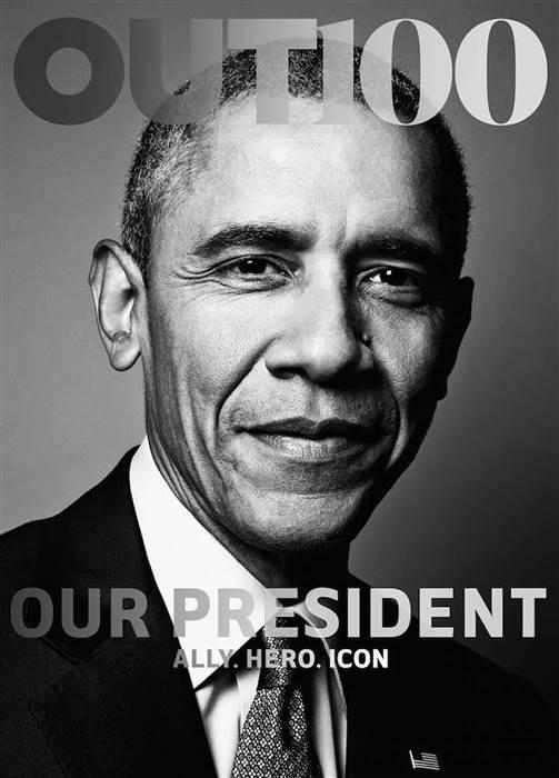 capa com Barack Obama