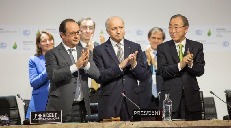 COP21 acordo histórico fechado