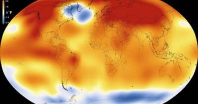 agora é oficial: 2015 ano mais quente da história
