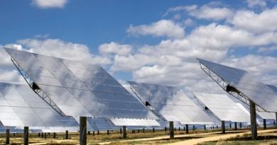 marrocos terá maior planta de energia solar do mundo