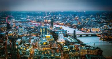 Londres extrapola poluição permitida pela União Europeia no 8º dia do ano