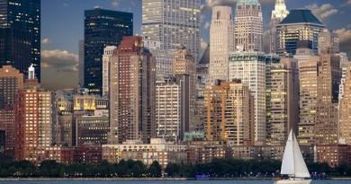 adaptação às mudanças climáticas em cidades grandes, como nova york, que aparece na foto, prioriza patrimônio, não pessoas