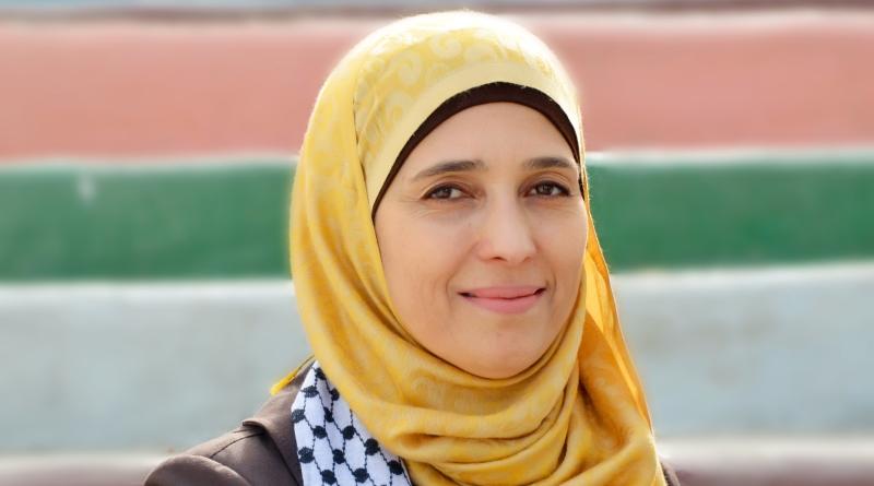 professora palestina ganhou Global Teacher Prize