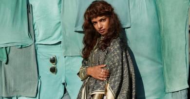 Rapper M.I.A. e H&M se unem em campanha pela reciclagem de roupas