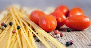 alimentos italianos
