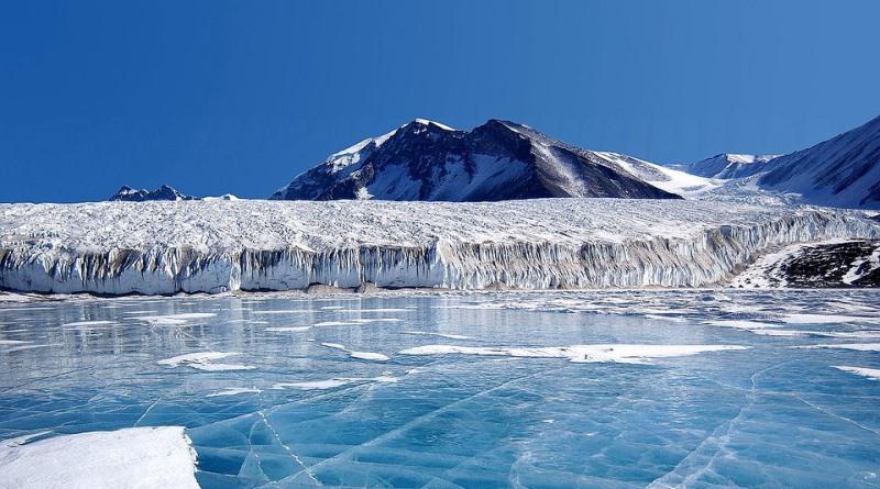 degelo na Antártica