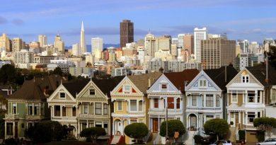 novos edifícios de São Francisco serão obrigados a ter painéis solares