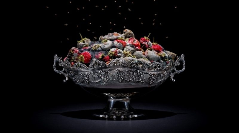 Arte e gastronomia se unem em alerta contra desperdício de alimentos