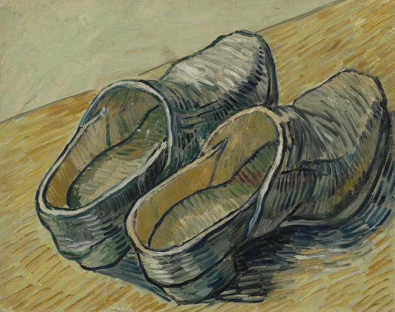 A Pair of Leather Clogs 1889 Van Gogh.jpg#