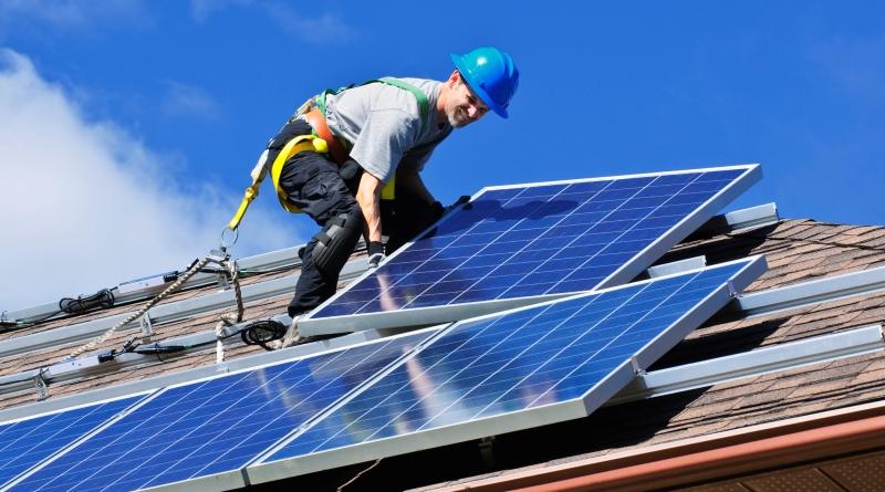 mercado de energia solar nos Estados Unidos bate recorde de crescimento