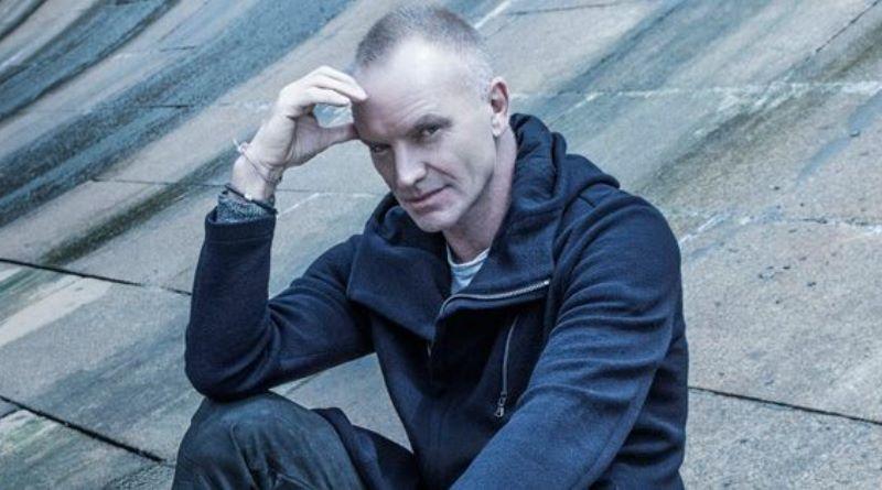 Sting canta sobre mudanças climáticas e imigração em novo álbum
