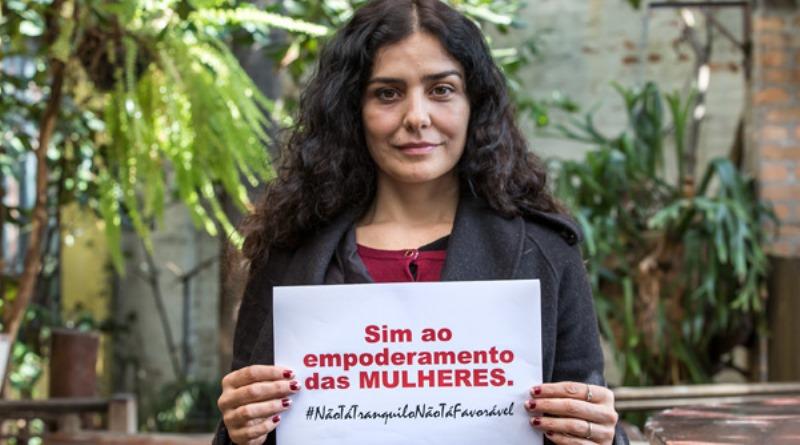Direitos humanos no Brasil: #NãoTáTranquiloNãoTáFavorável