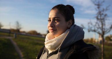 yusra, atleta síria da equipe de refugiados