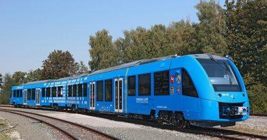 Alemanha terá primeiro trem não poluente do mundo, movido a hidrogênio