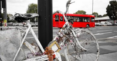 Londres proibe circulação de caminhões que oferecem risco a ciclistas