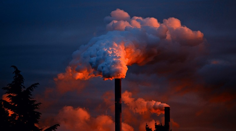 concentração de CO2 na Terra bate recorde