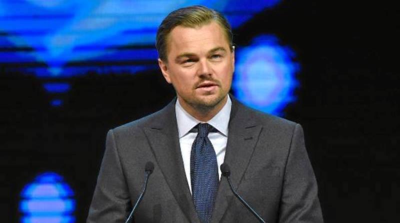 Leonardo DiCaprio entrega a Trump plano para criação de empregos verdes