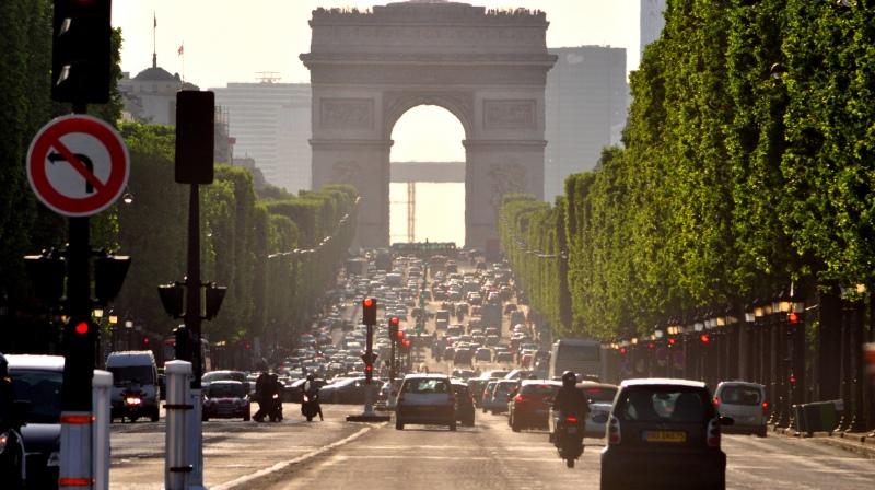 Paris, Madrid, Cidade do México e Atenas dão adeus a carros à diesel