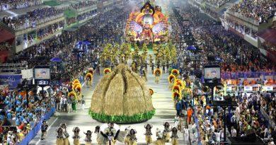Imperatriz Leopoldinense leva a cultura e dor dos índios do Xingu para a Sapucaí