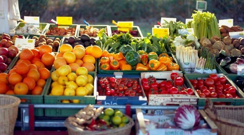 frutas e verduras