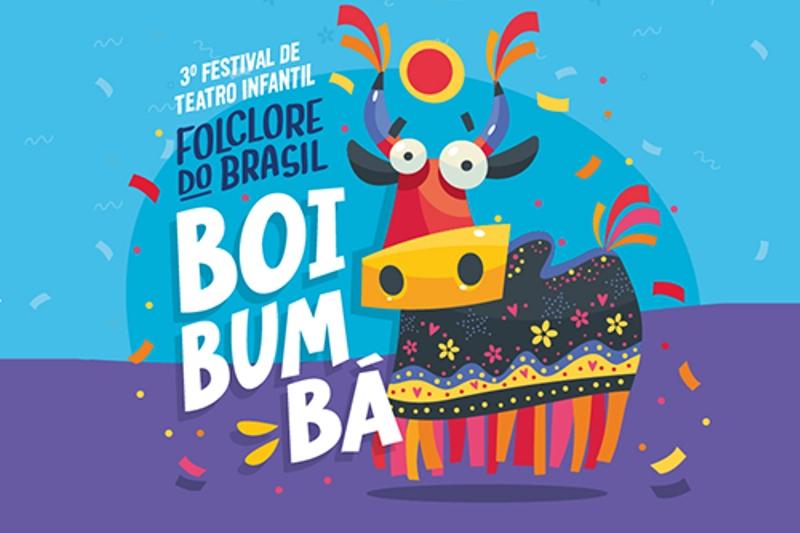 Personagens do folclore brasileiro sobem ao palco em festival de teatro infantil, em Curitiba