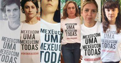 #MexeuComUmaMexeuComTodas