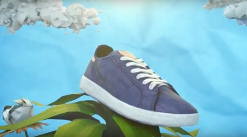 Reebok lança tênis feito com algodão e milho (e compostável)