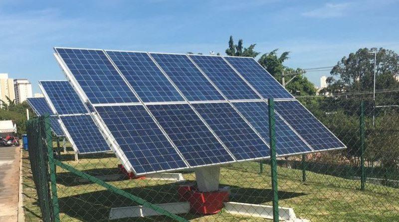 Parques de São Paulo ganham usina solar para atender demanda de eletricidade
