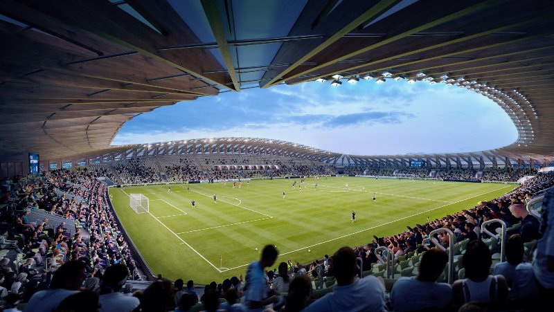 Estádio de time inglês é movido a energia solar e só serve comida vegana na lanchonete