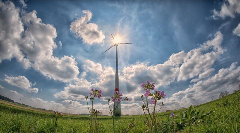 turbina de energia eólica