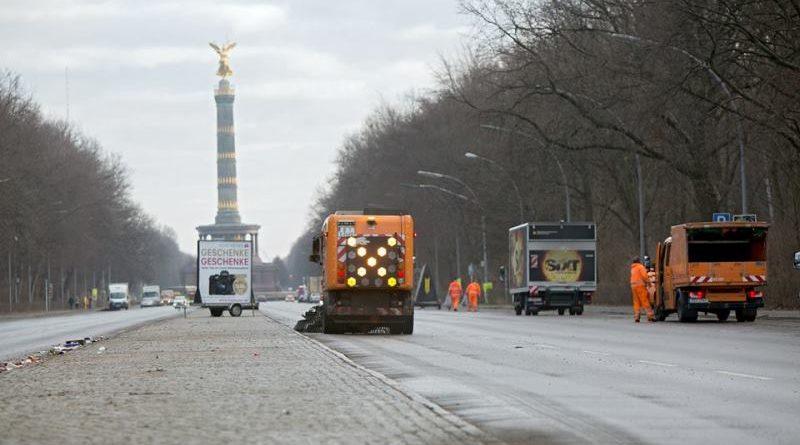 Resíduos orgânicos são transformados em combustível para caminhões de lixo em Berlim
