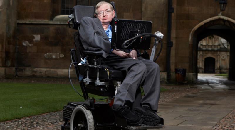 Stephen Hawking teme pelo futuro da Terra e faz alerta