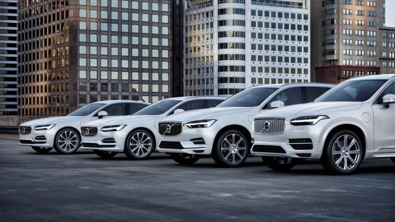 Volvo só produzirá carros elétricos e híbridos a partir de 2019