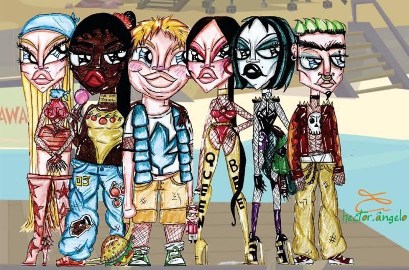Artista plástico brasileiro de 15 anos é convidado a expor obra sobre preconceito em Paris
