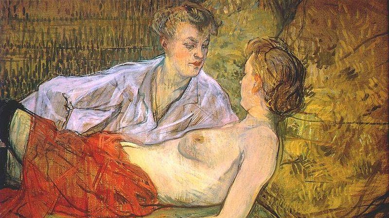 Toulouse-Lautrec: carinho e respeito onde menos se espera