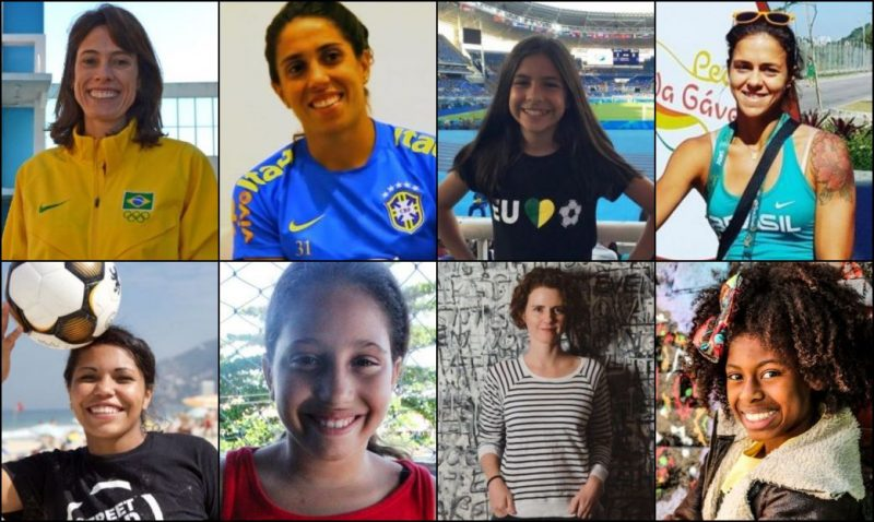 brasileiras na lista BBC 100 Women