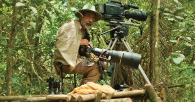 O Brasil perde um de suas mais importantes fotógrafos de natureza: Haroldo Palo Jr.