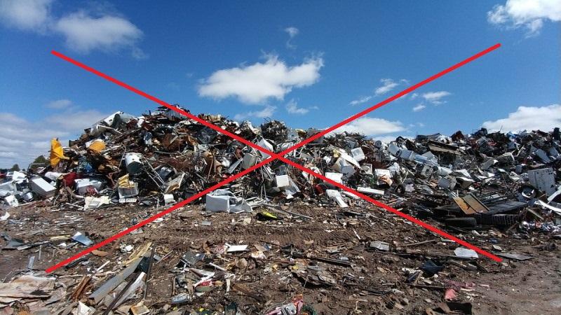 China proíbe importação de lixo plástico de outros países