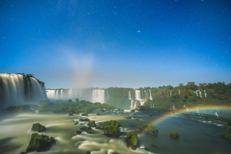 parque nacional do iguaçu: o desafio do conhecido