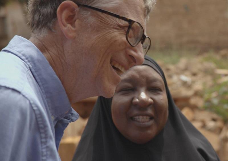 Bill Gates acredita que o mundo está ficando melhor e explica aqui porquê
