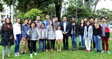Jovens da Colômbia processam governo pelas mudanças climáticas