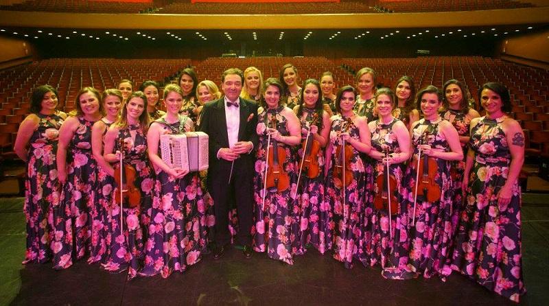 Primeira Orquestra de Mulheres do Brasil faz concerto gratuito, em 8 de março, em Curitiba