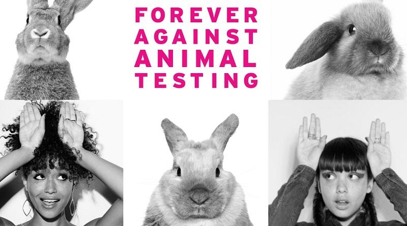 Campanha global pede o fim do uso de animais em testes na indústria de cosméticos