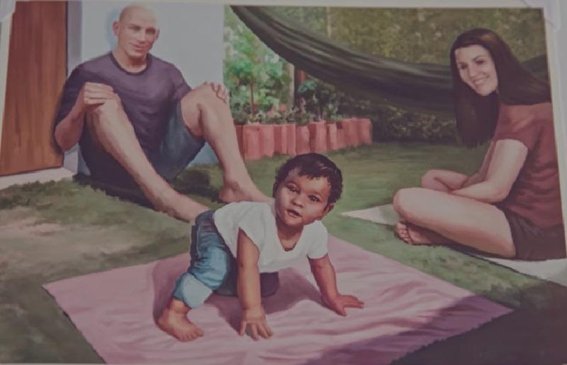 campanha de adoção