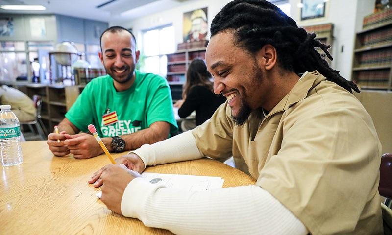encontro transformador entre prisão e universidade