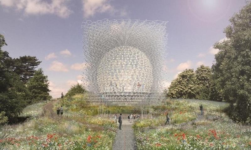 The Hive no Kew Gardens