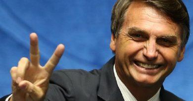 Candidato à presidência, Jair Bolsonaro, diz que se eleito, vai tirar o Brasil do Acordo de Paris