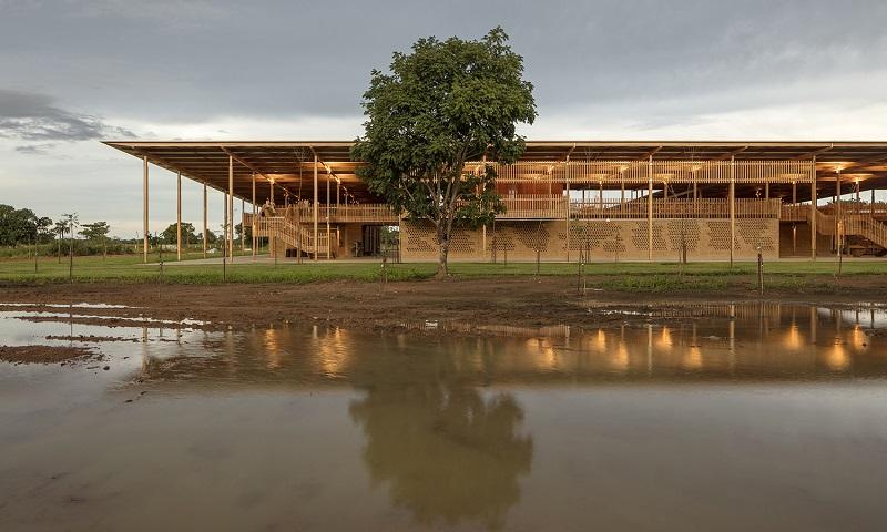 65d25489a2b Projeto de escola rural do Tocantins ganha prêmio internacional de  arquitetura