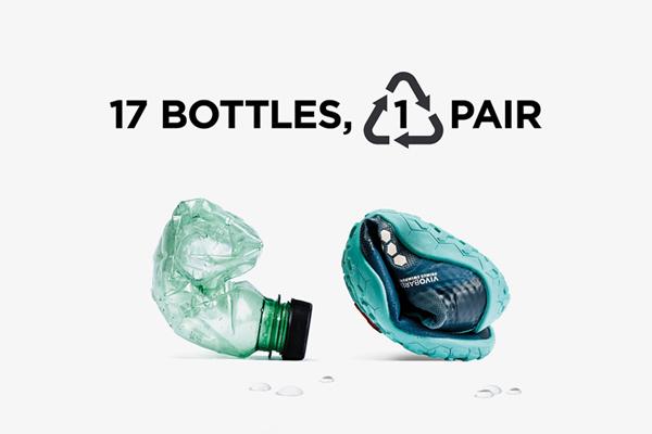 4c415403764 Desde 2015 a empresa já trabalha com material reciclado. Em algumas coleções